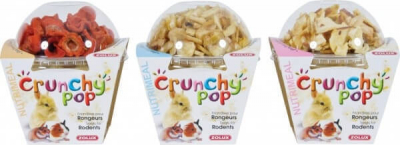 Crunchy Pop - friandises au pop corn