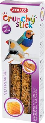 Barritas para pájaros exóticos mijo/miel (2 uds.)