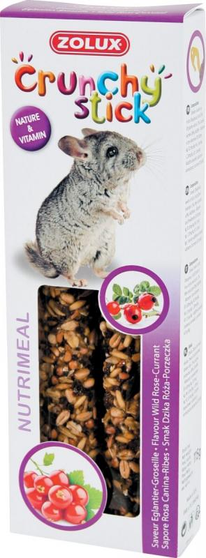 Baguettes chinchilla églantier/groseille (x2)