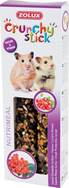 Baguettes hamster groseille/sorbier (x2)