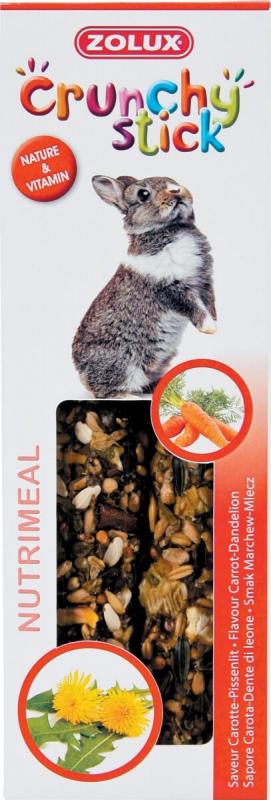 Baguettes lapin carotte/pissenlit (x2)