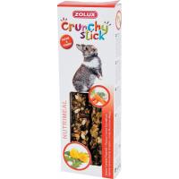 Crunchy Stick mitKarotten und Löwenzahn für Kaninchen (x2)