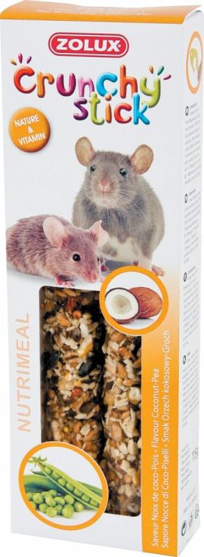 Barras rato e camundongos nóz de côcô/pouco peso (x2)