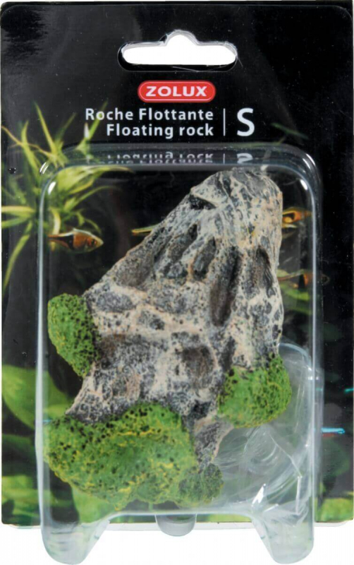 Décor résine roche flottante