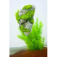 Decoración resina roca flotante