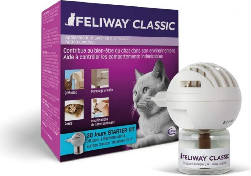 Diffuseur Feliway Classic