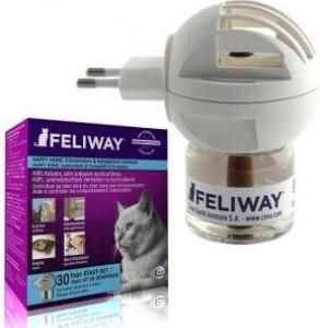 FELIWAY - tratamiento a base de fermonas