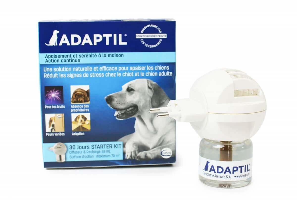 ADAPTIL anti-stress pour chien_1