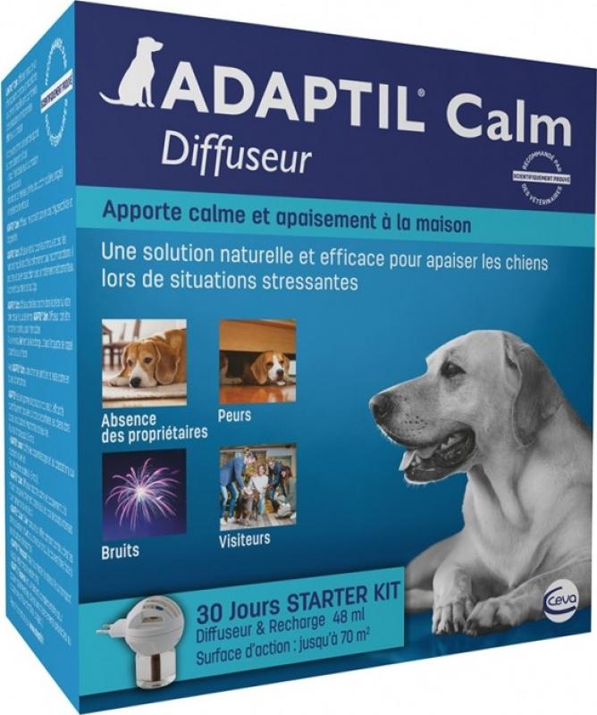 Adaptil Calm Diffuseur anti-stress pour chien