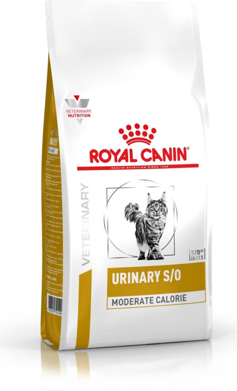 Royal Canin Veterinary - Feline Urinary S/O Moderate Calorie UMC 34