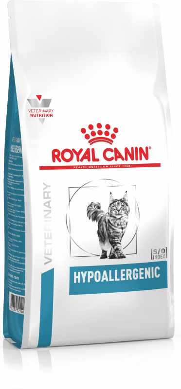 Royal Canin Veterinary Féline Hypoallergenic DR 25