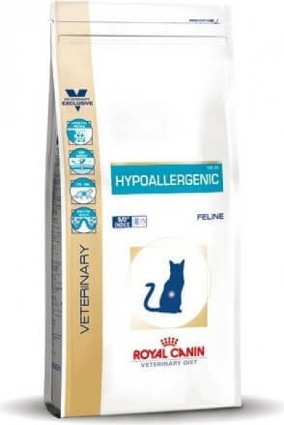 Royal Canin Veterinary Hypoallergenic DR 25