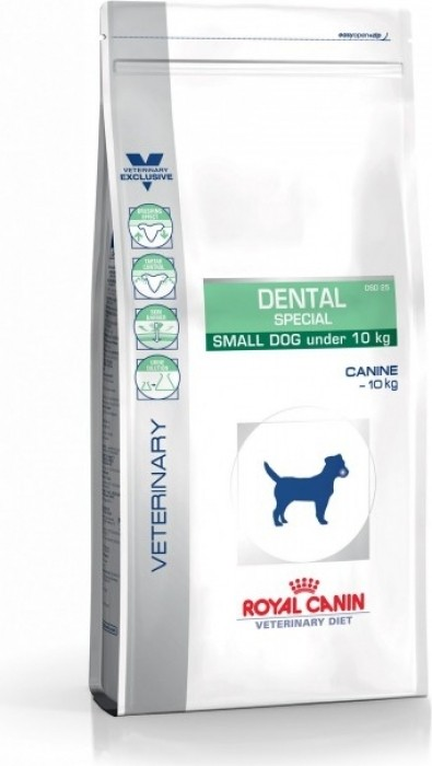 Royal Canin Veterinary Diets Dental Special Small DSD25 pour chiens de petites tailles