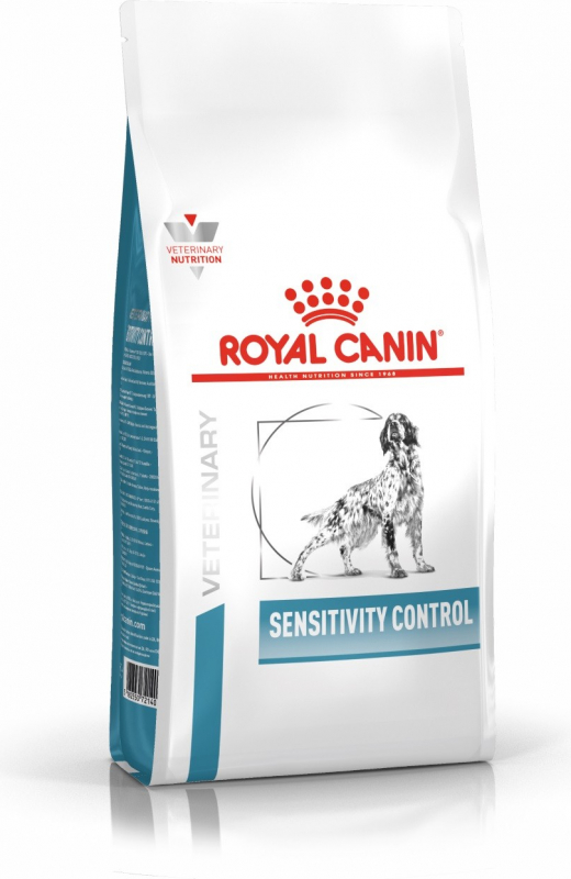 Royal Canin Veterinary Diet Sensitivity Control SC 21 pour chien