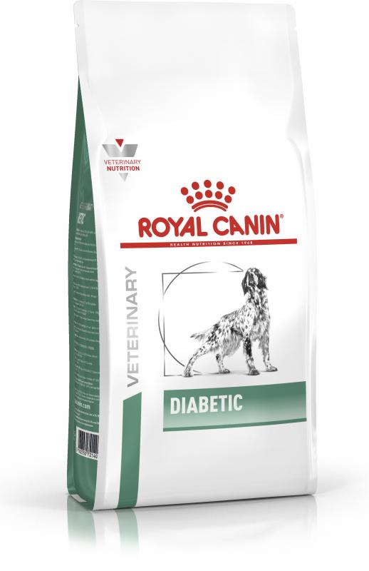 Royal Canin Veterinary Diets Diabetic DS 37 pour chien