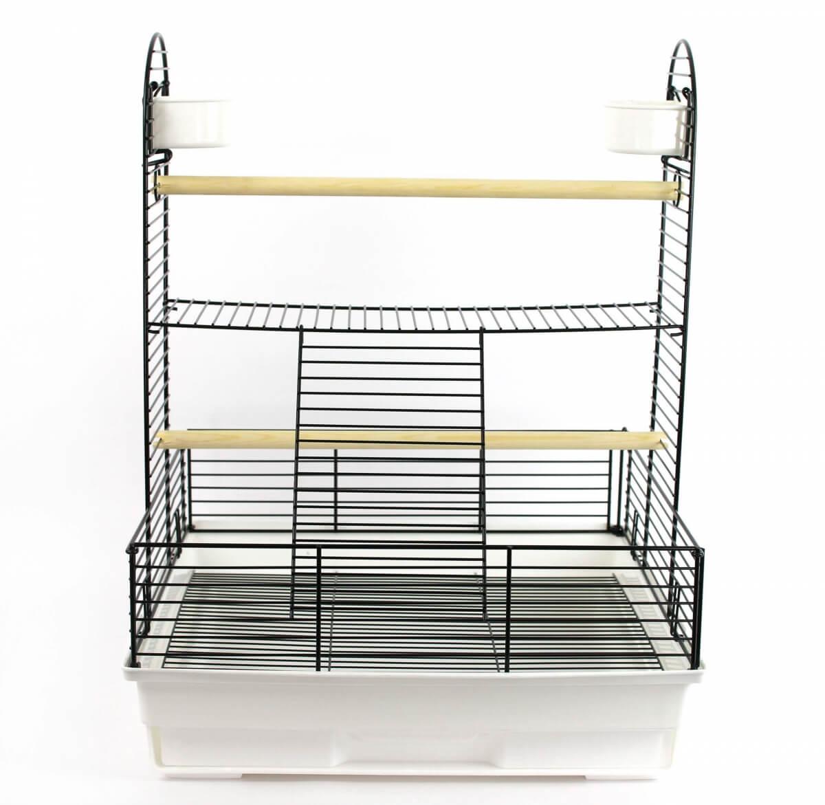Cage Aire de jeu ZOLIA BIRDY pour perruches et petits perroquets_1