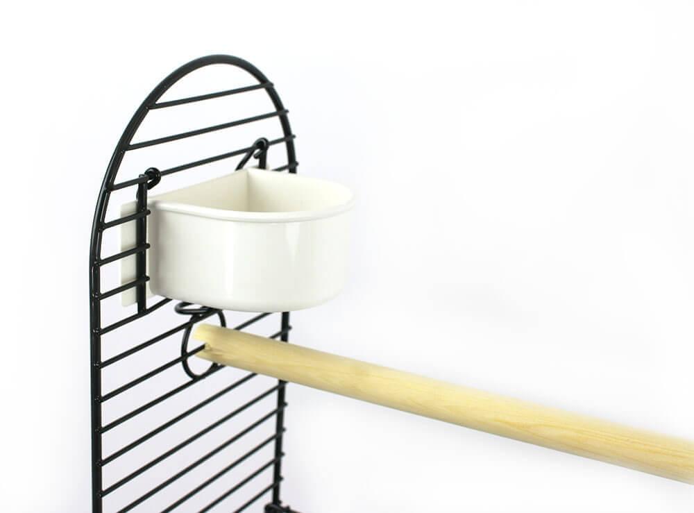 Cage Aire de jeu ZOLIA BIRDY pour perruches et petits perroquets_2