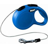 Laisse bleue Flexi New CLASSIC