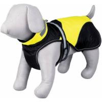 Manteau Safety Flash noir et jaune