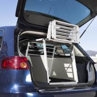 Atlas Car aluminium 1 compartiment