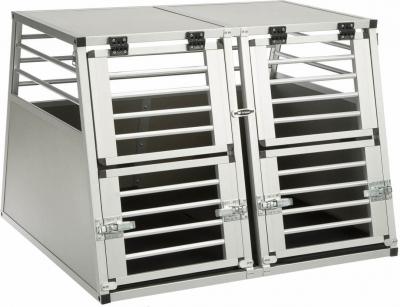 Atlas Car aluminio 2 compartimentos