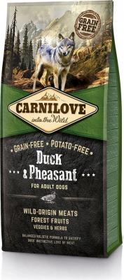 CARNILOVE Adult Canard et Faisan pour chien