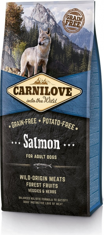 CARNILOVE Adult Saumon pour chien
