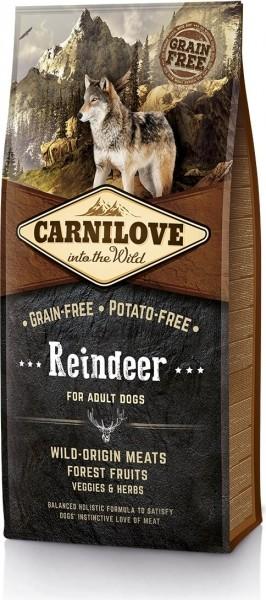 CARNILOVE Adult Renne pour chien