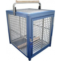 Cage de transport pour perroquet KING S