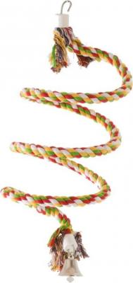 Perchoir spirale en coton - 2 tailles