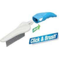 Brosse pour désépaissir la fourrures 30 dents PRO38 - Foolee Easee