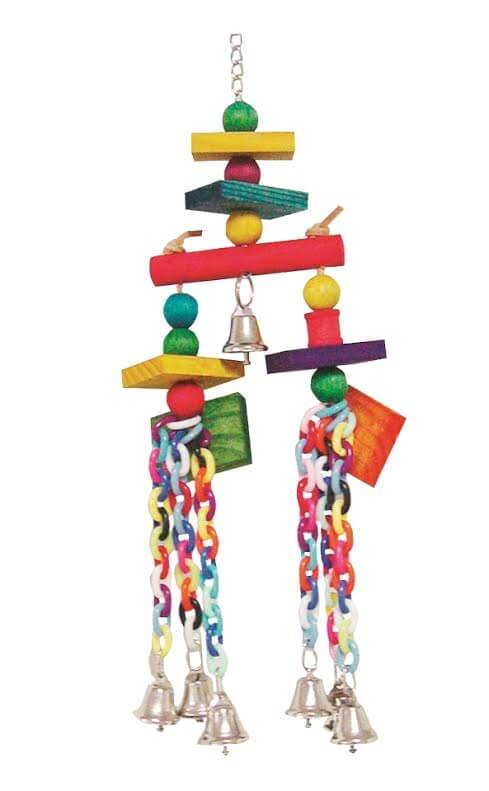 Spielzeug für papageien torre des loro