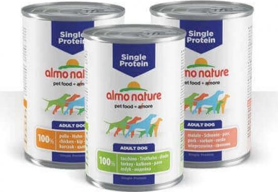 Pâtée ALMO NATURE PFC Single Protein Sans Céréales pour Chien Adulte - 5 saveurs au choix