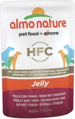 Patee Almo Nature Classic in Gele für Hunde - In verschiedenen Geschmacksrichtungen