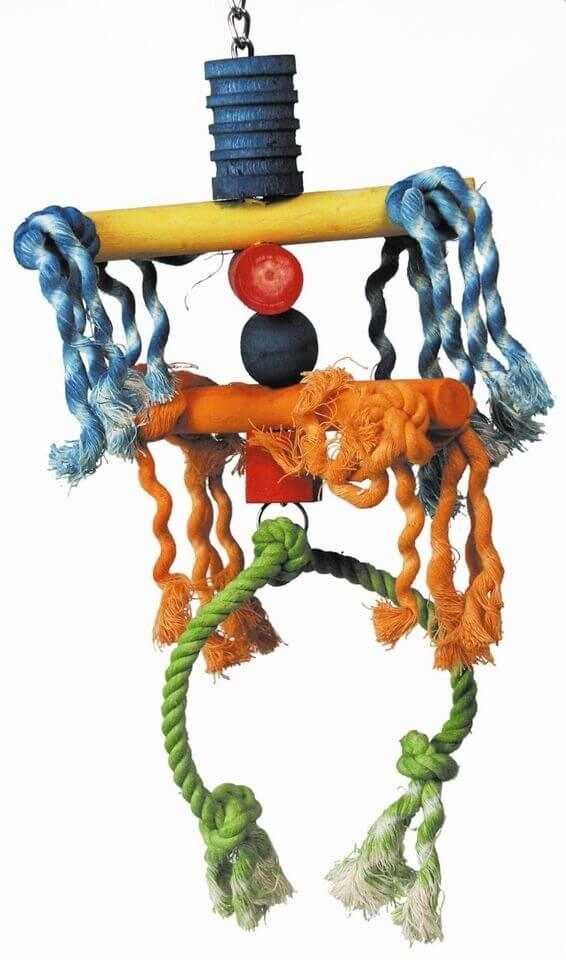 Happy bone spielzeug für papageien