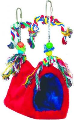 Abri pour perroquet EL REFUGIO