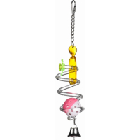 Spiral and Ball Toy