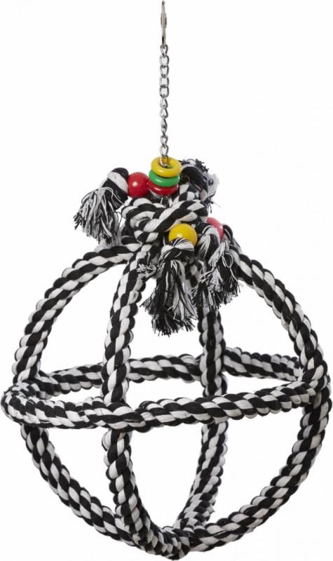 Orbit aus Seil, zum Aufhängen