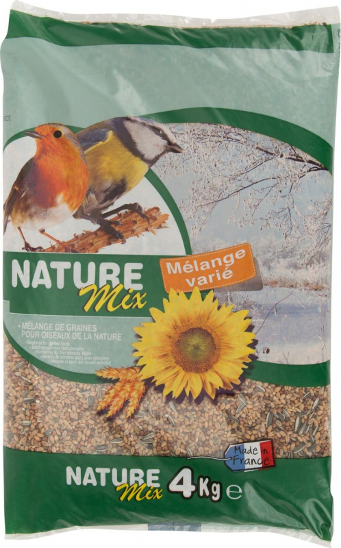 Nature Mix mélange pour oiseaux du ciel