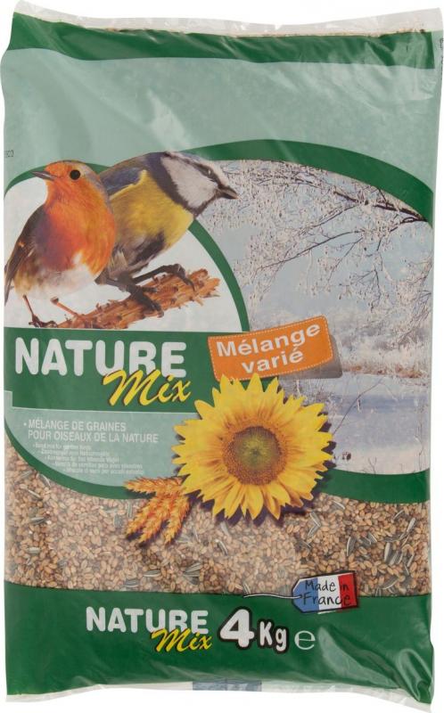 Nature Mix for Garden Birds