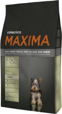 MAXIMA Mini Junior pour chiot avec 30% de viande fraîche