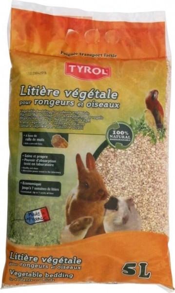 Litière végétale Tyrol