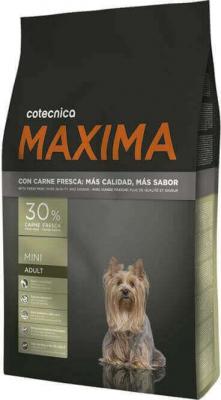 MAXIMA Mini Adult avec 30% de viande fraîche