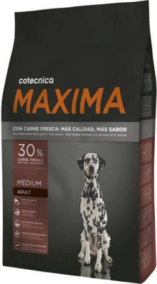 MAXIMA Medium Adult con 30% de carne fresca