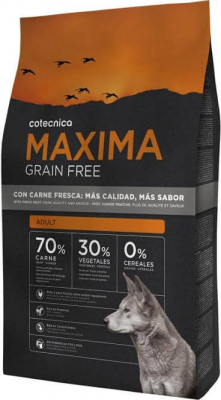 Cotecnica Maxima Grain Free Dog Adult Chicken and Turkey