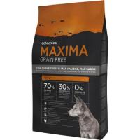 MAXIMA Grain Free Sans Céréales Adult Poulet et Dinde (1)