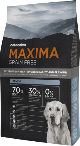 MAXIMA Grain Free Sans Céréales SENIOR