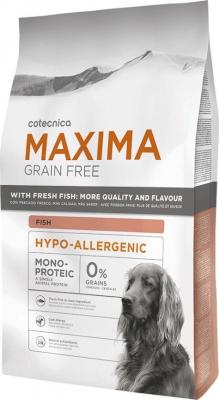 MAXIMA Grain Free Sans Céréales Hypoallergenic POISSON