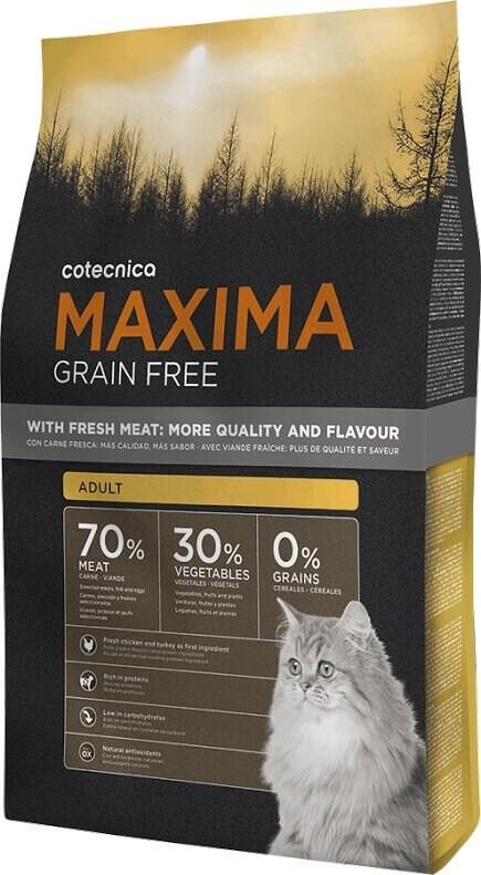 MAXIMA Grain Free Sans Céréales Adult pour chat_0