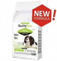 QUALITY SENS Chien Adulte Small and Mini Maintenance